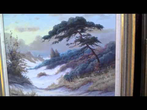 Buy & Sell Art for Fun & Profit - August 3, 2013 Auction Haul