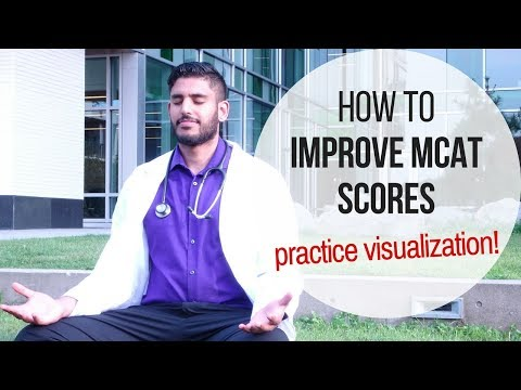 How to Improve your MCAT Score: Visualization Meditation for MCAT Success