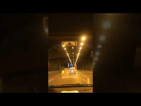 Mumbai-Pune expressway tunnel
