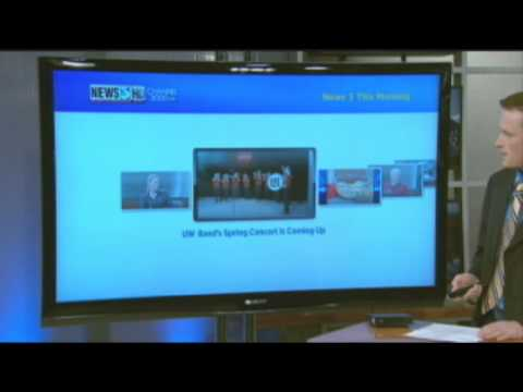Gadget Guy: WISC-TV's 'Local News' Channel On Roku