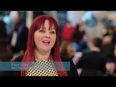 Online Learning Psychology MSc graduate, Faye Lilley