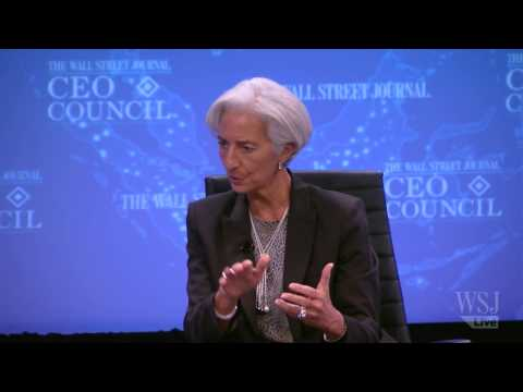 Christine Lagarde on Europe and the 'New Mediocre'