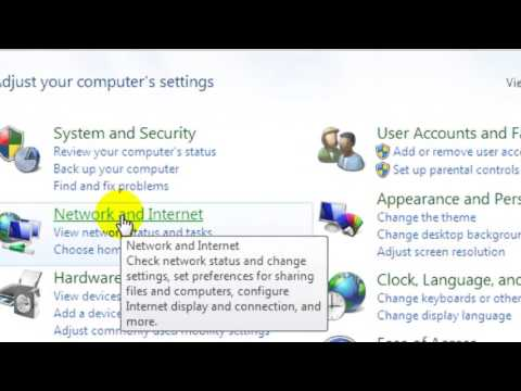 How to forget network in Windows 7