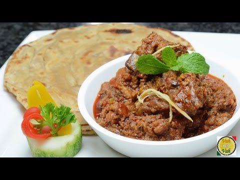 Roasted Mutton Curry - Rara Gosht  - By Vahchef @ vahrehvah.com