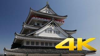 Atami Castle - Shizuoka - 熱海城 - 4K Ultra HD