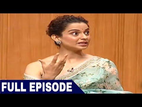 Kangana Ranaut in Aap Ki Adalat (Full Interview)