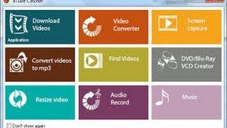 Como Converter Musicas E Videos Usando O Programa Atube Catcher