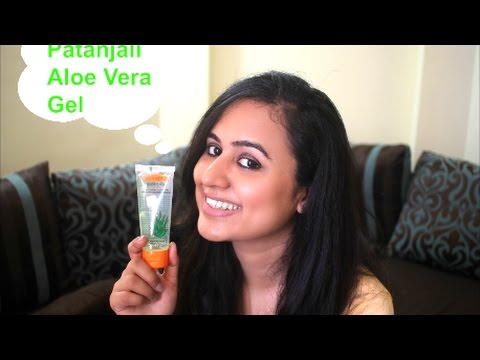 (HINDI) TOP 5 Uses of Patanjali Aloe Vera Gel | How to Use it