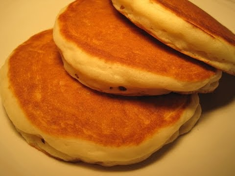 BUTTERMILK PANCAKES - How to make perfect BUTTERMILK PANCAKE Recipe