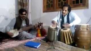 Amjid Malang great rabab new video Naeem khan wedding (MAY~2015)