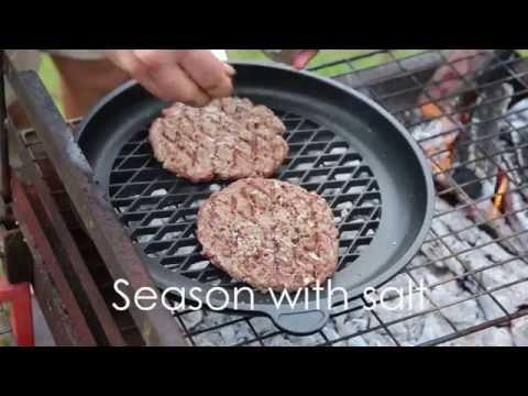 Braai Beef Burger (BBB) - Chef Tiaan