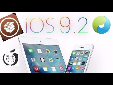 iOS 9.1--9.2 Pangu And TaiG Jailbreak News