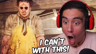 THIS WAS THE SCARIEST MOVIE I SAW AS A KID & NOW IT'S A VIDEO GAME | Leatherface