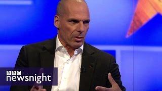 Yanis Varoufakis on Brexit: