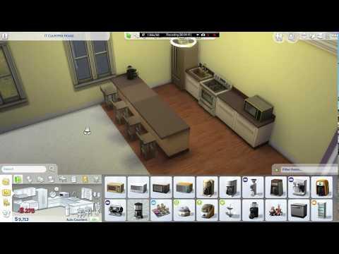 [The Sims 4] Apartament speed furnishing