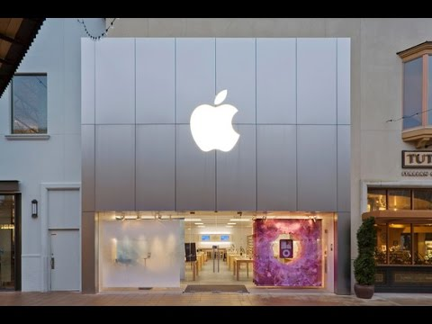 Apple Store Experience