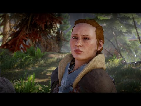 Dragon Age: Inquisition - Scout Harding - Introduction to The Hinterlands
