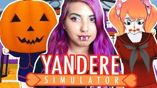 Halloween At Akademi High   Yandere Simulator