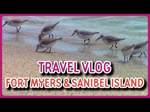 Travel Vlog: Fort Myers & Sanibel Island, Florida