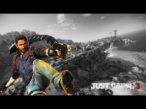 Just Cause 3 with azel