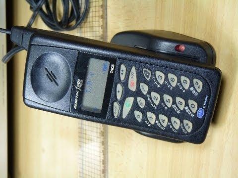 Motorola HP-20M tacs cellular au 1995