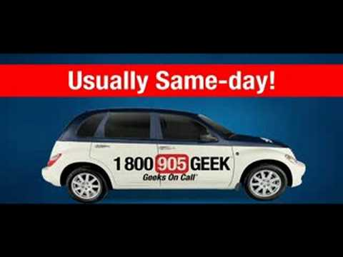 Professional Computer Services by Geeks On Call