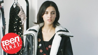 Download Naomi Scott: A Day in the Life of the Pink Power Ranger | Teen Vogue Video