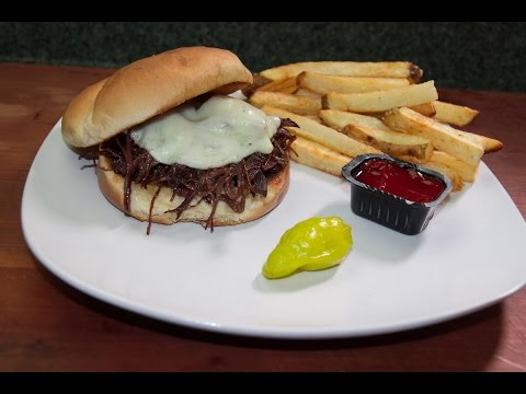 Mississippi Pot Roast Sandwich Recipe