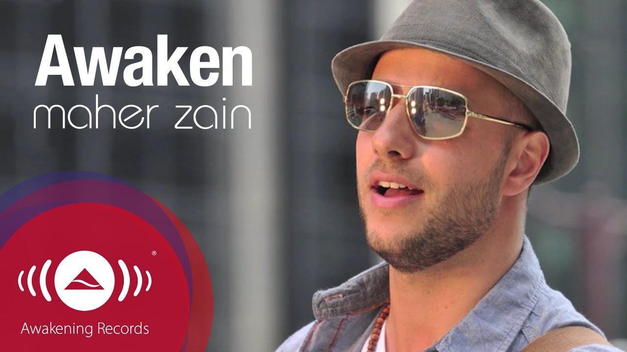 Maher Zain - Awaken | Official Lyric Video