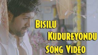 Googly - Bisilu Kudreyondu Full Song Video | Yash, Kriti Kharbanda
