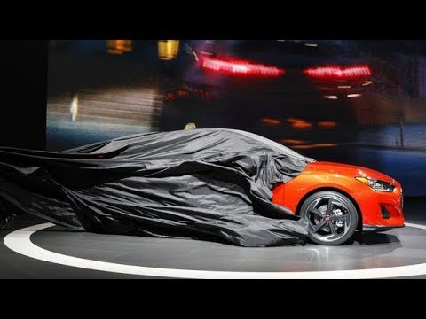 Top 5 Best Car Revealed in Detroit Auto Show.