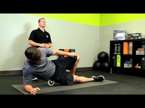 Unlock tight hips with the MB5 Massage Ball