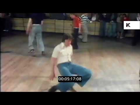 1977 Northern Soul Dance Moves, UK | Kinolibrary