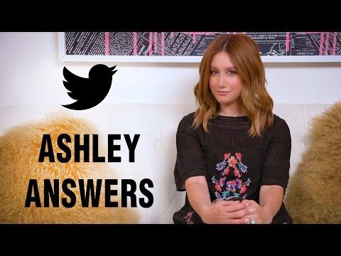 Am I recording a new album? Q&A | Ashley Tisdale