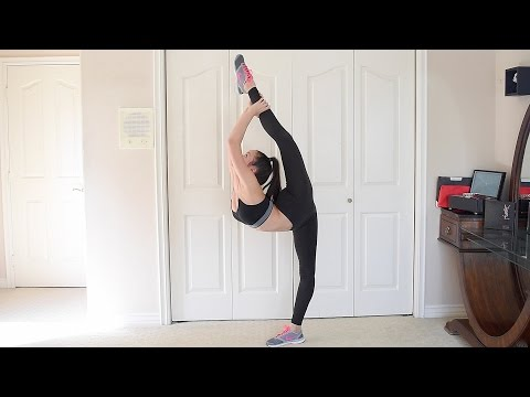 VERY HELPFUL needle/straight leg scorpion tutorial + needle progression