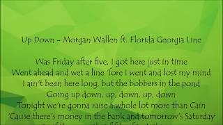 Up Down - Morgan Wallen ft. Florida Georgia Line Lyrics