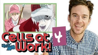 """Real DOCTOR reacts to CELLS AT WORK! // Episode 4 // """"Food poisoning"""""""