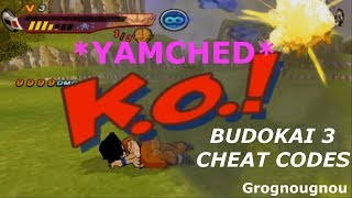 Dragon Ball Z Budokai 3 Cheat Codes : Maximum Lifebars