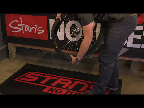 Tubeless Conversion Install