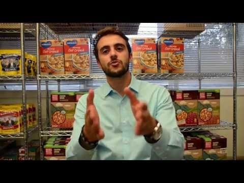 Food Pantry Crowdfund Video