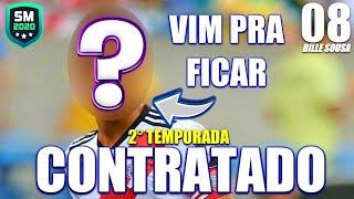 NOVA CONTRATAÇÃO PARA O SAMPA #08   São Paulo   Soccer Manager 2020
