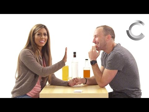 Couples Play Truth or Drink