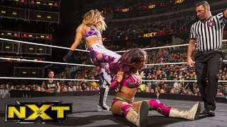 Aliyah vs. Peyton Royce: WWE NXT, April 5, 2017