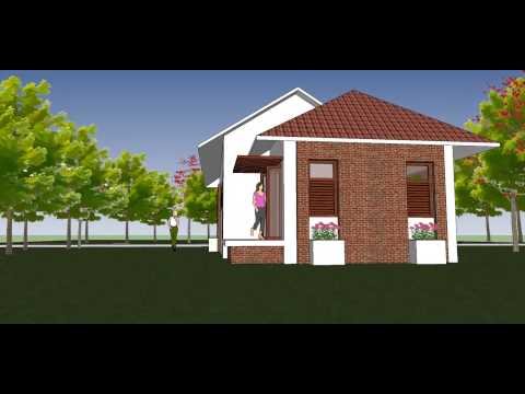 Small House Plan - SHP 1018