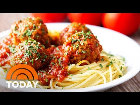 Try This Easy Ragu Sauce And Meatball Recipe With A Twist! | TODAY