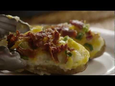 How to Make Ultimate Twice Baked Potatoes | Potato Recipe | Allrecipes.com