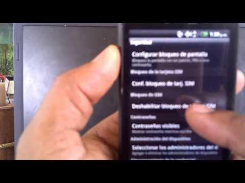 como cambiar de CDMA a GSM en htc droid incredible 2