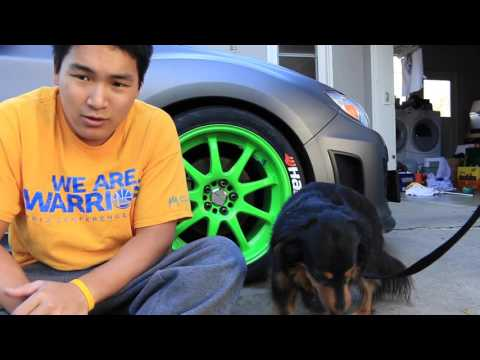 Tire Letter Install | Subaru WRX Hatchback |