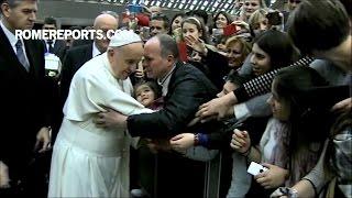 Đức Giáo Hoàng Phanxico: Phàn nàn với Chúa cũng là một cách cầu nguyện