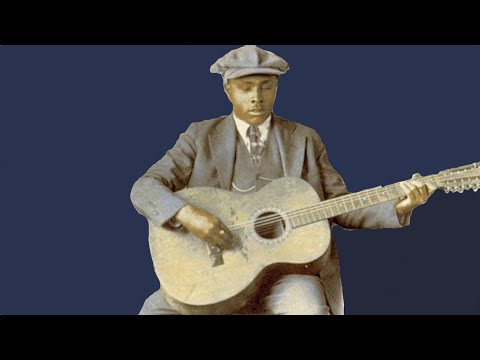 'Pal Of Mine' BLIND WILLIE McTELL (1949) Blues Guitar Legend